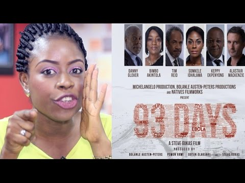 The Screening Room: 93 Days Nigerian Movie Review