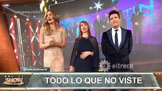 Programa emitido el lunes 19 de junio de 2017 en eltrece. Temas: Criticamos los looks de los Martín Fierro. - Lo que nadie te...