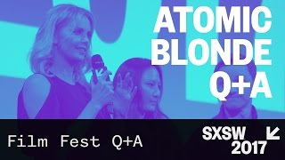 Nonton Atomic Blonde Q&A with Charlize Theron and James McAvoy — SXSW 2017 Film Subtitle Indonesia Streaming Movie Download