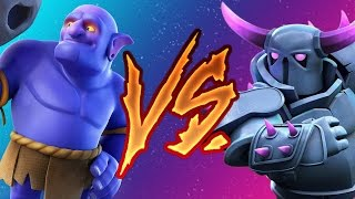 Video 45 x BOWLERS vs 10 PEKKA | Mass Bowlers vs Mass Pekka Attacks | Clash of Clans MP3, 3GP, MP4, WEBM, AVI, FLV November 2017