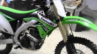 3. 2011 KX450F Start Up