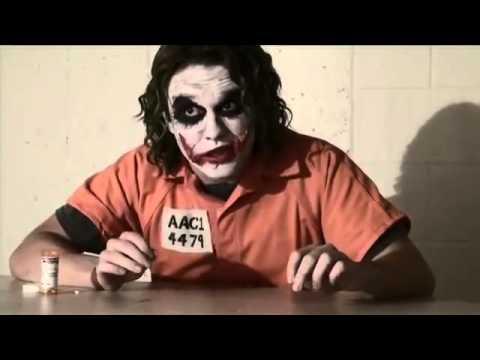 Блоги Джокера 2 серия - Территория Аркхэма [GоАSоund] - DomaVideo.Ru