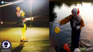 Milford (IA) United States  city photo : CREEPY! Mysterious Phantom Clown Sightings Uncovered 9/24/16