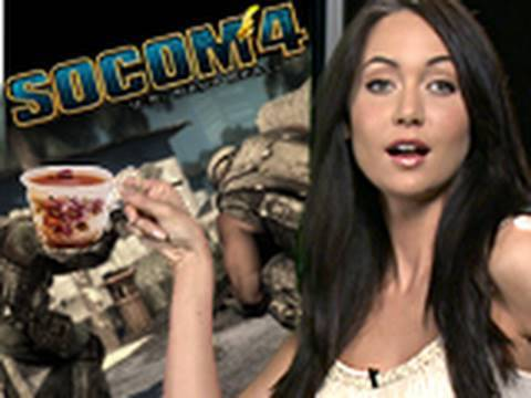preview-IGN Daily Fix, 3-4: Infinity Ward Law Suit, SOCOM 4, & A Lara Croft Game (IGN)