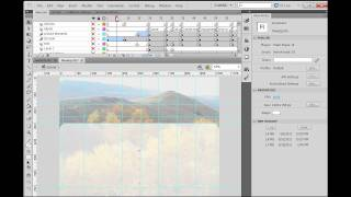 How to Build a Website in Flash CS5? - Part 6