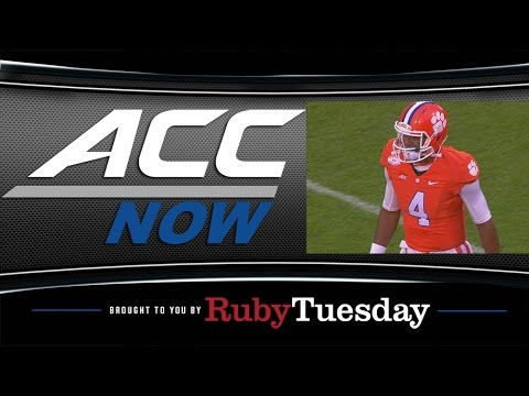 role - As it heads into a Saturday afternoon dance with upstart NC State, Clemson and its star true freshman quarterback Deshaun Watson are focused on improving their record back up over .500. Hear...