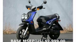 7. [tarohan] 2009 Yamaha Zuma 125  Top Speed Specification Info Transmission superbike Features