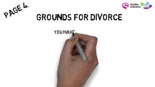 A simple guide into how to fill out the D8 divorce form If you have any further questions please contact us at Quality Solicitors SSB...