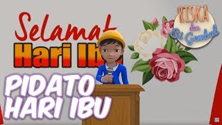 Download Video Riska Dan Si Gembul - Pidato Hari Ibu MP3 3GP MP4