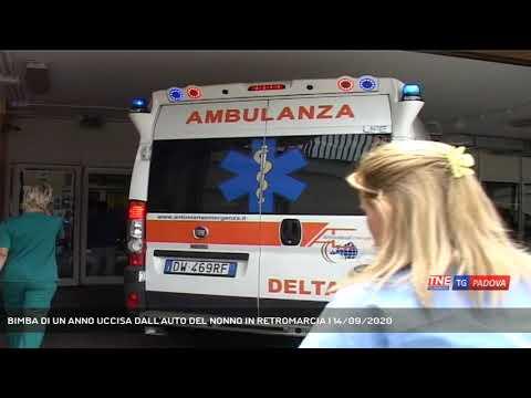 BIMBA DI UN ANNO UCCISA DALL'AUTO DEL NONNO IN RETROMARCIA | 14/09/2020