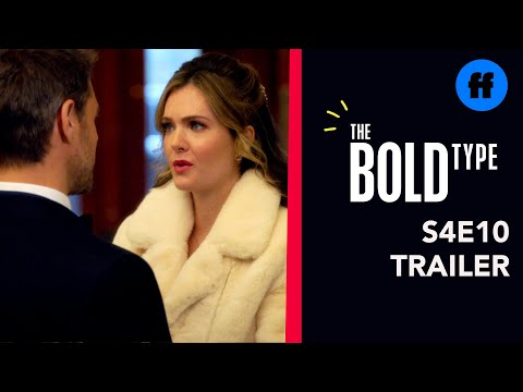The Bold Type | Season 4, Episode 10 Trailer | Sutton Has A Confession For Richard