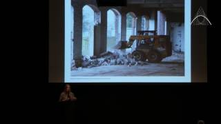 Speech Joyce Verstijnen - Project Houtloods | Archmarathon 2016