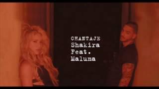 Shakira & Maluma-Chantaje(prevod na srpski)