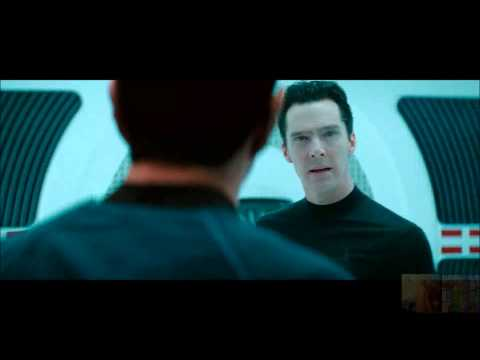 Star Trek Into Darkness - Discovery of Cryotube / Khan Monologue