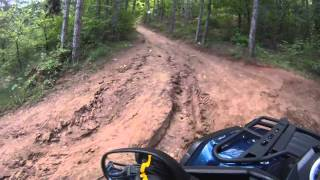 8. CAN AM 800 Outlander