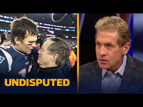 Skip & Shannon on who is responsible for the Pats' Dynasty, Belichick or Brady? | NFL | UNDISPUTED