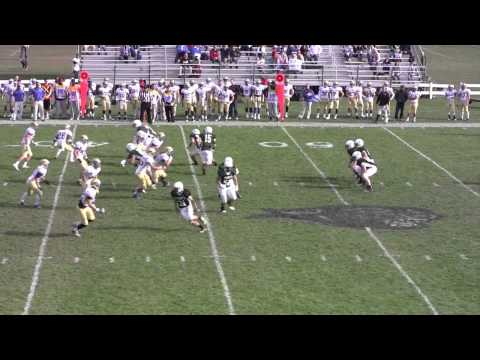 Plymouth State Football vs Worcester State