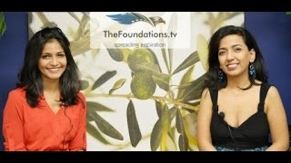 Sharayu Mahale on Foundations TV