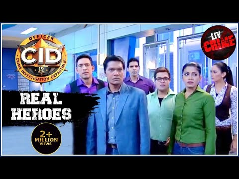 Abhijeet Loses His Memory | Part - 3 | C.I.D | सीआईडी | Real Heroes