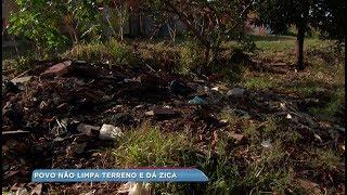 Prefeitura de Bauru fiscaliza, mas falta de conscientização dos donos de terrenos ainda preocupa