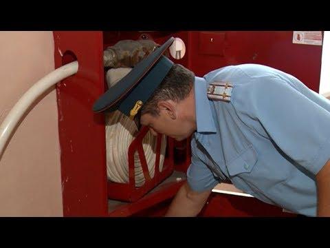 Новый регламент пожарных проверок введен в России