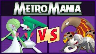 MetroMania S8 Heat 5 | Gallade & Gardevoir vs Heatmor & Durant (SwSh Metronome Battle) by Ace Trainer Liam