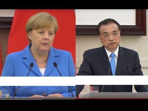 العرب اليوم - شاهد: الصين وألمانيا متمسكتان بالاتفاق النووي الإيراني
