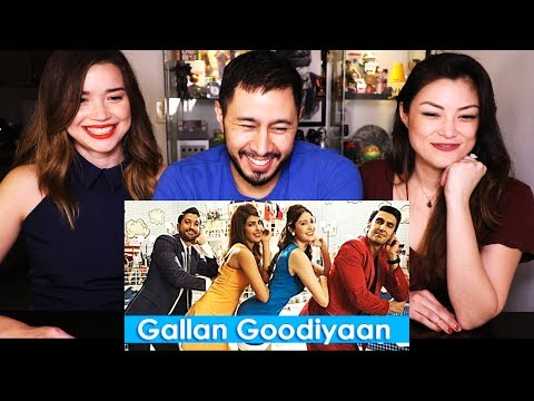 Download GALLAN GOODIYAN | Music Video Reaction! HD Mp4 3GP Video and MP3