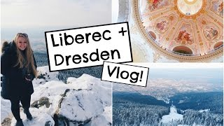 Liberec Czech Republic  city photo : Liberec, Czech Republic + Dresden, Germany | Study Abroad Travel Vlog!