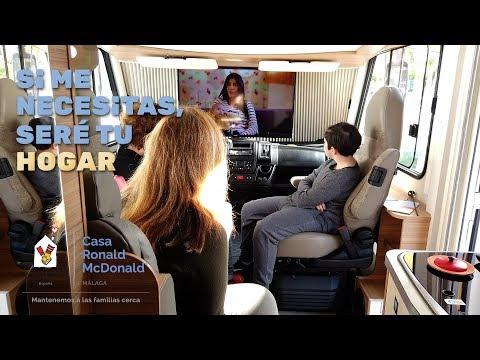 Visita de la Casa Ronald McDonald a Pizarra
