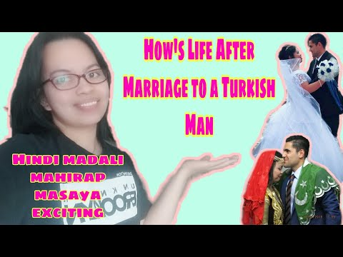 How's Life After Marriage To A Turkish Man|FilipinaTurkishFamily