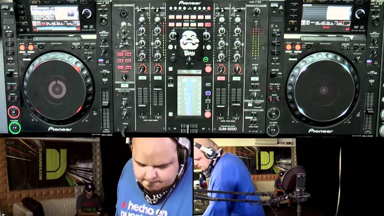 DJ Sneak - Live @ DJsounds Show 2011