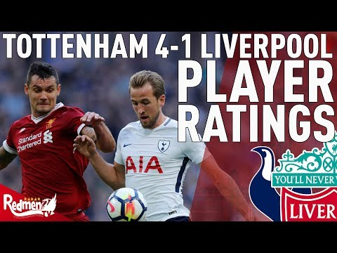 'Lovren Gets A 1!' | Spurs V Liverpool 4-1 | Player Ratings