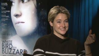 Shailene Woodley on 'White Bird In A Blizzard'