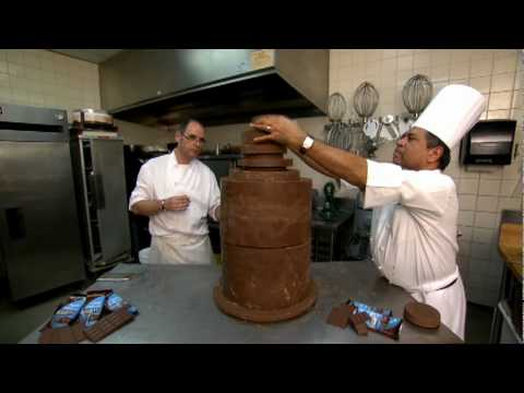 Hershey - Watch the making of a milk chocolate Stanley Cup replica by Hershey Canada Inc.