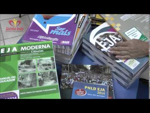 Professores escolhem livros para o Brasil Alfabetizado e EJA