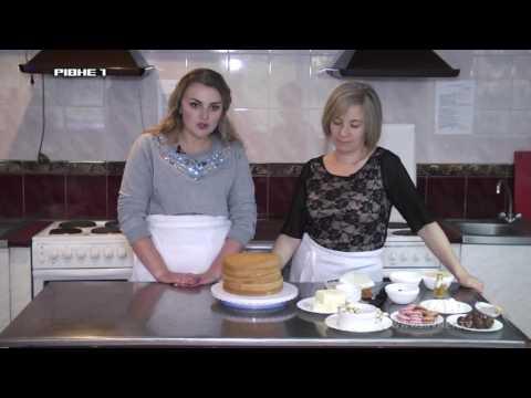 """Випікання та приготування бісквітного торта у програмі """"Кулінарний туризм"""""""