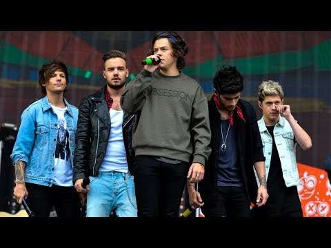One Direction - You & I (BBC Radio 1's Big Weekend 2014) (видео)