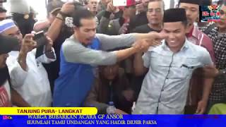 Video Lihat video nya! Acara GP Ansor di Usir Warga Tanjung Pura Langkat. MP3, 3GP, MP4, WEBM, AVI, FLV Februari 2019