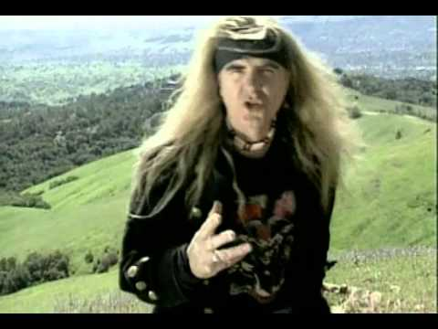 Saxon - Unleash the Beast (1997 Music Video) HD online metal music video by SAXON