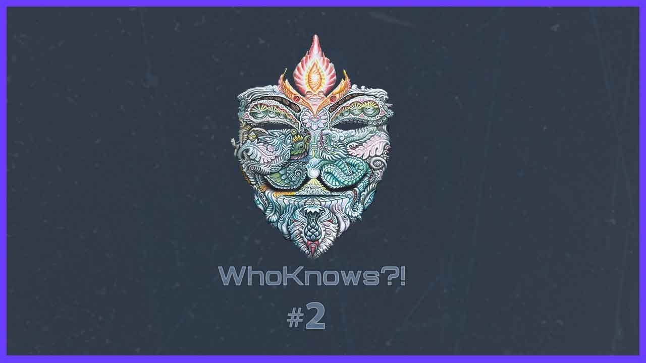 ✺ WhoKnows?! ✺ #2 – Wir suchen die unendliche Geschichte