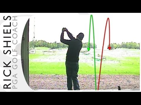 Stop Hitting The Ball Right Golf Lesson