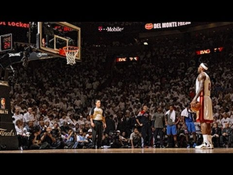 LeBron James%27 Top 10 Plays of his Career