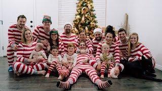 Crazy Festive Family Christmas Party!