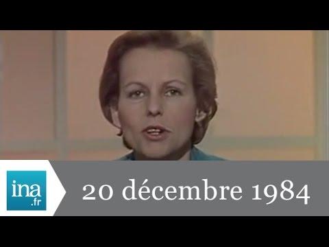 20 décembre 1984, Edgar Pisani en Nouvelle-Calédonie