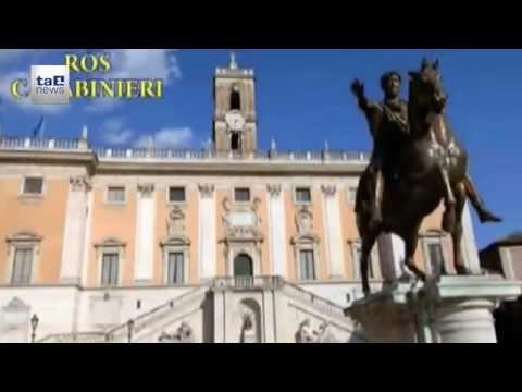 MAZZETTE NEL COMUNE DI ROMA: ARRESTI E PERQUISIZIONI