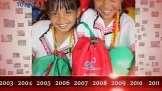 Give-A-Gift Alay sa Batang Pinoy Christmas Project ng KF, taun-taong nagpapasaya
