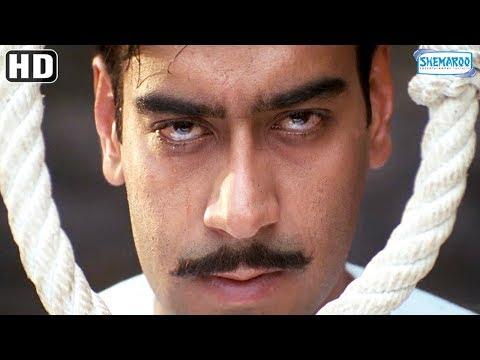 Climax Scene 'The Legend Of Bhagat Singh' - Ajay Devgan, Amrita Rao - Best Patriotic Movie