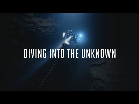 Diving into the unknown