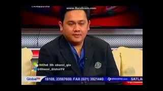 FARHAT ABBAS SERING IKUT CAMPUR DENGAN MASALAH2 ARTIS DI INDONESIA
